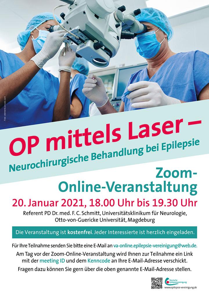 Neurochirurgische Behandlung bei Epilepsie